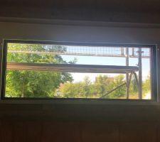 Fenêtre bureau 2m
