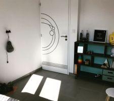Chambre de Loulou N 2 presque terminée !!