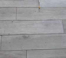 Carrelage Imitation parquet - Quelle couleur de joint me conseilleriez vous ?