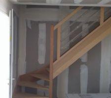 Mon escalier