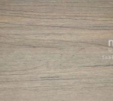 Teinte sable, finition structurée, NEOWOOD