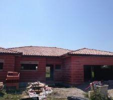 Erreur charpente : il me manque des pentes de toit (voir modèle initiale)