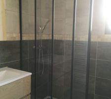 Salle de bain bas quasi fini ?