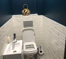 Toilette étage