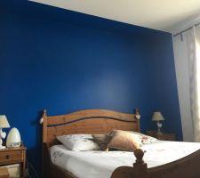 Notre chambre : on aimerait changer le lit