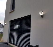 Luminaire extérieur terrasse