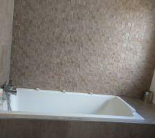 Baignoire salle de bain enfant