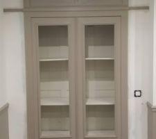 Customisation armoire.