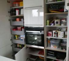 Exemple colonne de gauche pour notre cuisine