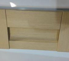 Le même meuble existe en bois