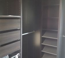 Dressing suite parentale