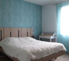 Notre chambre terminée