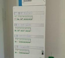 Electricité en cours