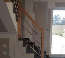 Escalier - Jour 337
