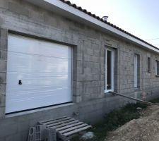 Porte de garage sectionnelle EurPro