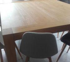 Table H et H et Chaise But