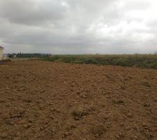 Remblaiement des terres