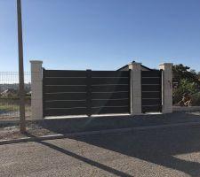 Portail brico dépôt