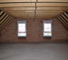 Fenêtre SDB et chambre 1