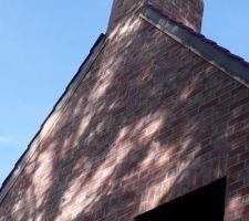 Joint en ciment étanche  toiture
