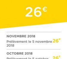 Je passe de 62 euros a 26 euros de facture électricité grâce Aka conso réelle mais ça m'inquiète un peut quand même