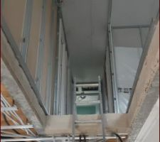 1er étage en cours