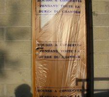 Porte entrée modele ACTUA bois