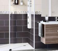 Projet faïence pour la salle de bain