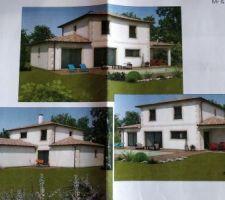 Proposition couleur villas