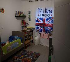 Chambre de notre petit bonhomme