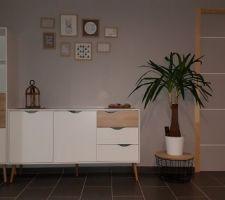 Nouveau meuble But de la gamme OSLO. 1er essai