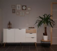 Nouveau meuble But de la gamme OSLO. 2eme essai