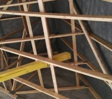 Couverture sous toiture