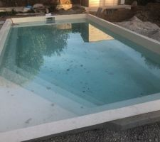 Vue du bassin