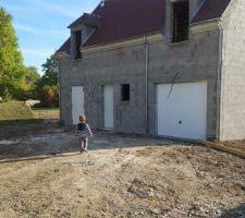 Portes de garage et d'entrée