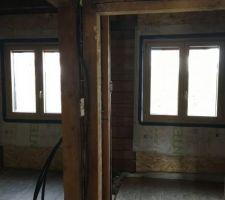 Fenêtres des chambres