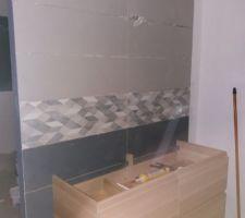 Salle de bain de la chambre des parents