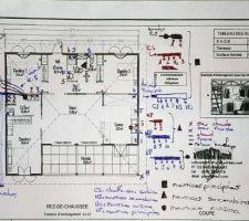 Photos concernant mes projets de plomberie, ainsi que le chauffe-eau solaire.