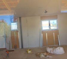 Isolation en laine de bois pour les murs extérieurs