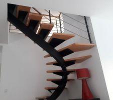 Escalier (Flin Bretagne) modèle Virgo
