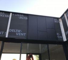 Intérieur du patio