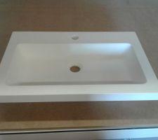 Vasque pour lave-main WC
