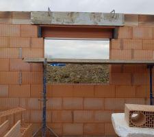 Erreur taille bandeau fenêtre salon