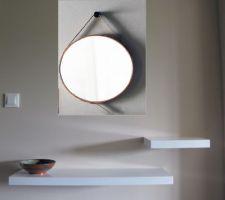Essai avec miroir