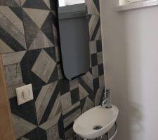 Lave-Main WC entrée