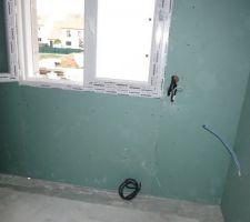 Fenêtre qui aurait dû être oscillo-battante