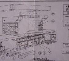 Plan cheminée Philippe