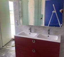 Montage de ma salle d'eau