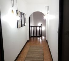 Hall de l'étage