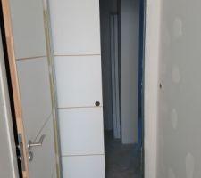 Porte coulissante chambre/dressing